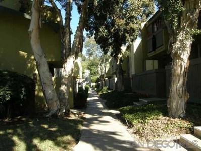 3456 Castle Glen Dr UNIT 261, San Diego, CA 92123 - #: 190058125