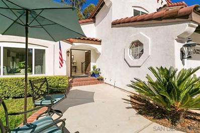 322 Calle Bonita, Escondido, CA 92029 - MLS#: 190058397