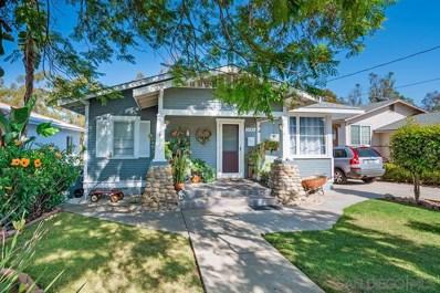 5101 Guava Ave, La Mesa, CA 91942 - #: 190058649