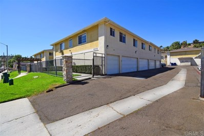 9220 Kenwood Dr UNIT E, Spring Valley, CA 91977 - #: 190058739
