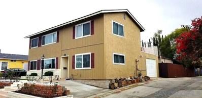5125 Monroe St, San Diego, CA 92115 - #: 190058863