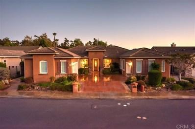 399 Melbourne Glen, Escondido, CA 92026 - MLS#: 190059179