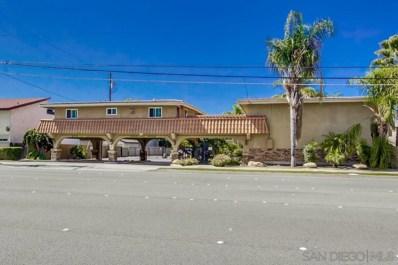 792 N Mollison UNIT 25, El Cajon, CA 92021 - #: 190059286