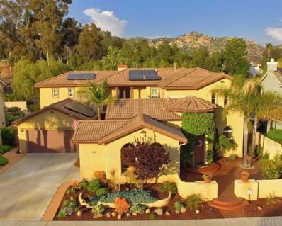2436 Douglaston Glen, Escondido, CA 92026 - MLS#: 190059460