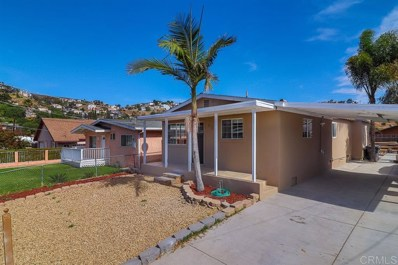 927 La Presa Ave, Spring Valley, CA 91977 - MLS#: 190059476