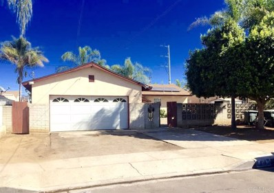 818 N Cedar Street, Escondido, CA 92026 - MLS#: 190059807