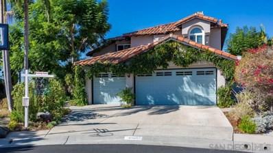 4505 Mercurio Street, San Diego, CA 92130 - #: 190059914