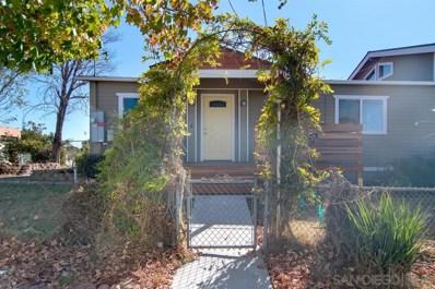 3887 Redwood Street, San Diego, CA 92105 - #: 190060130