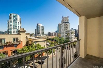 1514 7Th Ave UNIT 605, San Diego, CA 92101 - #: 190060152