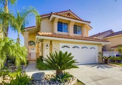 9851 Avenida Ricardo, Spring Valley, CA 91977 - MLS#: 190060172