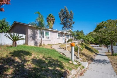 8842 Crestmore Ave, Spring Valley, CA 91977 - MLS#: 190060243