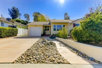 8455 Nentra St, La Mesa, CA 91942 - #: 190060277