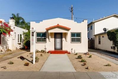 4417 39Th St, San Diego, CA 92116 - #: 190060423