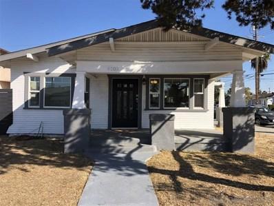 4503 Wilson Ave, San Diego, CA 92116 - #: 190060496