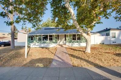 405 S Orange Ave., El Cajon, CA 92020 - #: 190060545