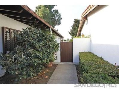 16566 Caminito Vecinos UNIT 27, San Diego, CA 92128 - #: 190060959