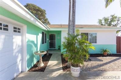 4301 Mount Jeffers Ave, San Diego, CA 92117 - #: 190061265