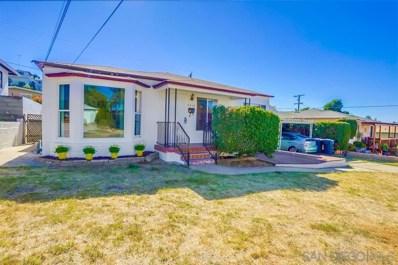 7313 Vassar Ave., La Mesa, CA 91942 - #: 190061292