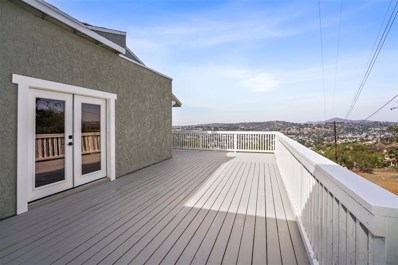 2312 Helix St., Spring Valley, CA 91977 - MLS#: 190061580