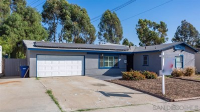 1233 Elkelton Blvd, Spring Valley, CA 91977 - MLS#: 190061693