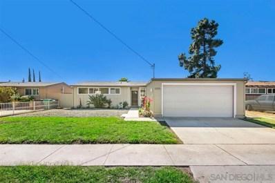 8595 Verlane Dr, San Diego, CA 92119 - #: 190061886