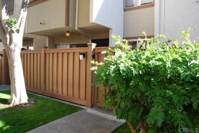 3549 Castle Glen Dr UNIT 119, San Diego, CA 92123 - #: 190062586