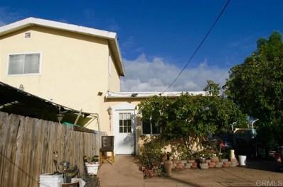 697 Del Mar, Chula Vista, CA 91910 - #: 190062649
