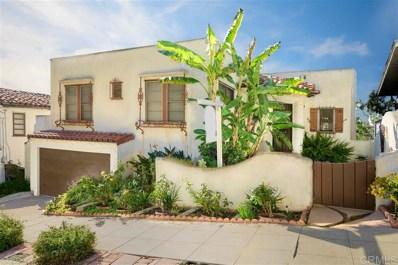 1915 Alameda Terrace, San Diego, CA 92103 - #: 190062987