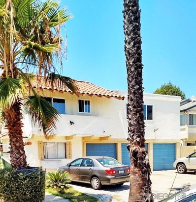 3870 37th Street UNIT 1, San Diego, CA 92105 - #: 190063252