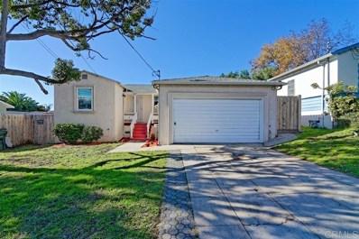 4460 Culbertson, La Mesa, CA 91942 - #: 190063411