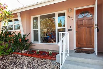 5140 Bocaw Pl, San Diego, CA 92115 - #: 190063653