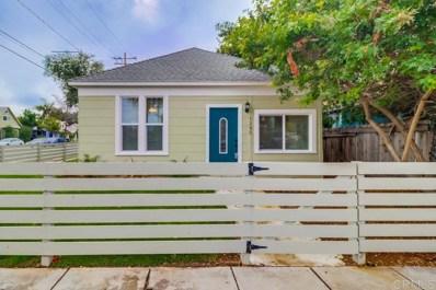 1295 Essex St, San Diego, CA 92103 - #: 190063933