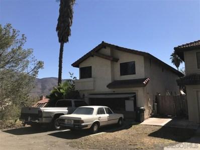 918 Correa, Spring Valley, CA 91977 - MLS#: 190064219