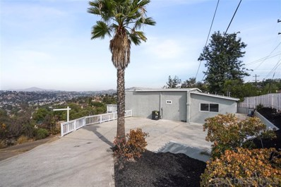 2312 Helix St., Spring Valley, CA 91977 - #: 200000235