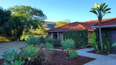 1161 Sunrise Way, San Marcos, CA 92078 - MLS#: 200000323
