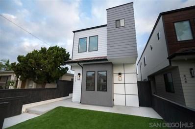 844 Opal Street, San Diego, CA 92109 - #: 200000905
