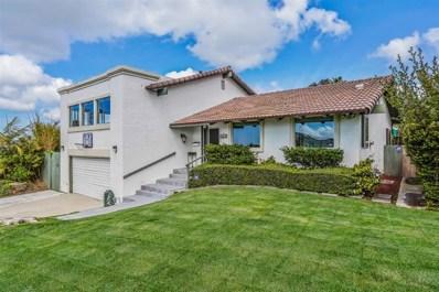3652 Brandywine St, San Diego, CA 92117 - MLS#: 200001273