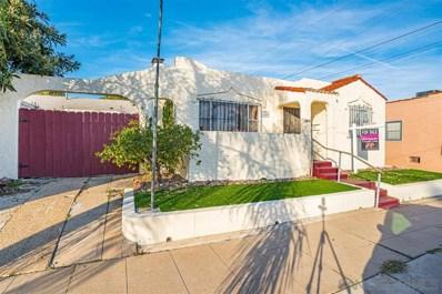 3264 Landis St, San Diego, CA 92104 - #: 200001470