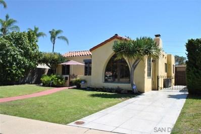 4971 Kensington Dr, San Diego, CA 92116 - #: 200001488