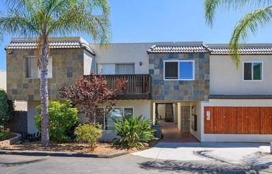 6735 Amherst St UNIT 3E, San Diego, CA 92115 - #: 200001524