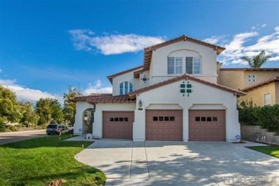745 Adobe Place, Chula Vista, CA 91914 - MLS#: 200001541