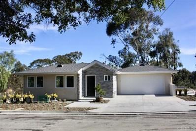 4865 39th, San Diego, CA 92116 - #: 200001885