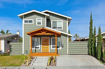2858 Spruce St, San Diego, CA 92104 - #: 200001901