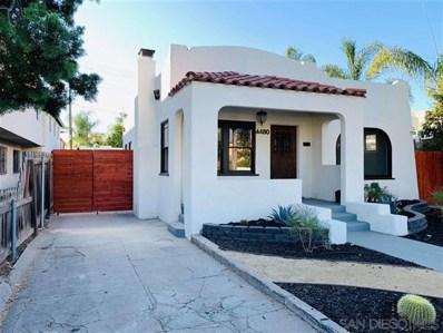 4480 41st St., San Diego, CA 92116 - #: 200002011
