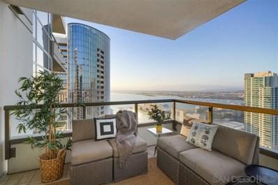 700 W E Street UNIT 3203, San Diego, CA 92101 - #: 200002166
