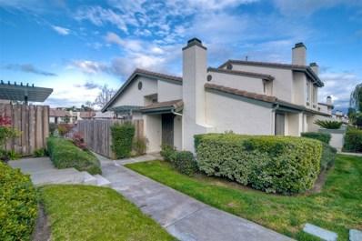 1007 Howard Ave UNIT 54, Escondido, CA 92029 - MLS#: 200002333