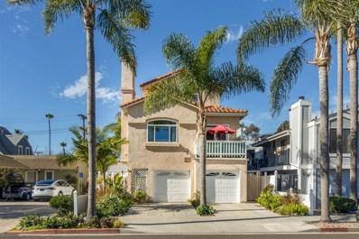 3822 Front St UNIT 1, San Diego, CA 92103 - #: 200002439