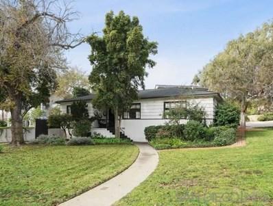 4890 Academy St, San Diego, CA 92109 - #: 200002738