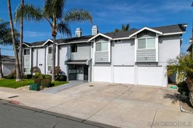 2230 Monroe Ave UNIT 3, San Diego, CA 92116 - #: 200002934