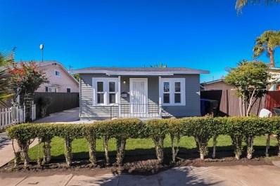4382 Wilson Ave, San Diego, CA 92104 - #: 200003121